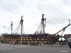 HMS Victory Portsmouth